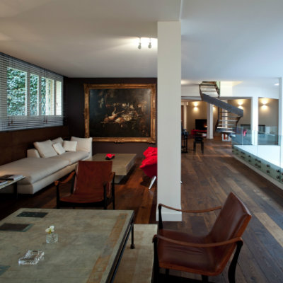 Espaces de réception - Architecte dplg paris