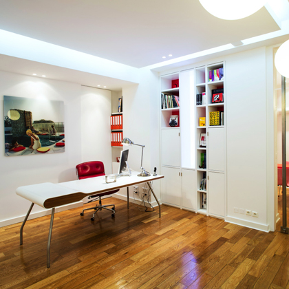 Bureaux - Architecte dplg paris