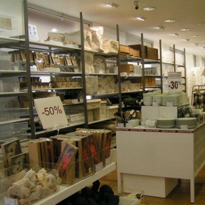 Boutiques MUJI - Architecte dplg paris