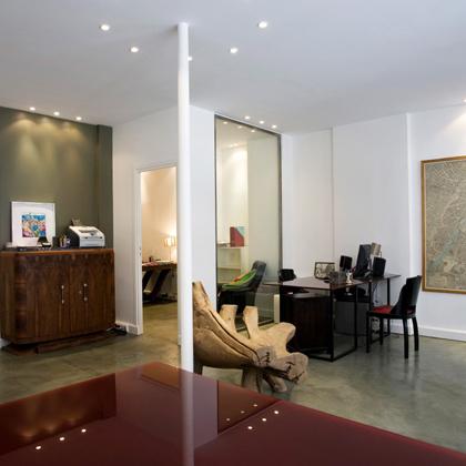 Agence Immobilière - Architecte dplg paris
