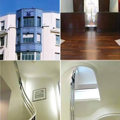 Immeuble de bureaux - Architecte dplg paris