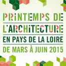 Printemps de l'architecture en Pays de la Loire - Architecte dplg paris