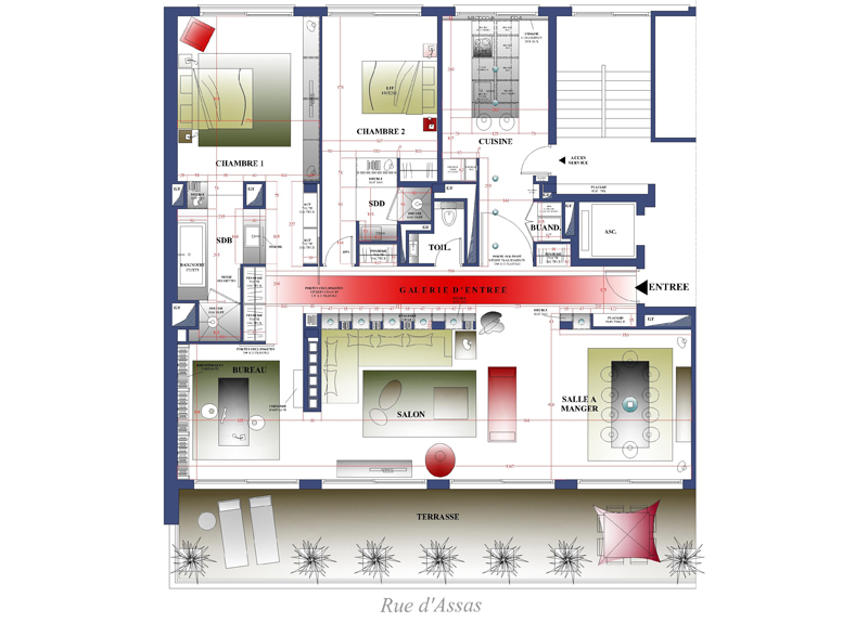 La mission d architecte par iphig nie soldatos for Cout d un architecte